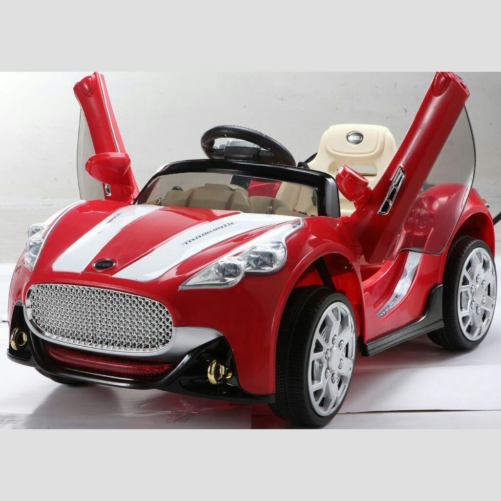 Rc Maserati Baby Car Newsunracing