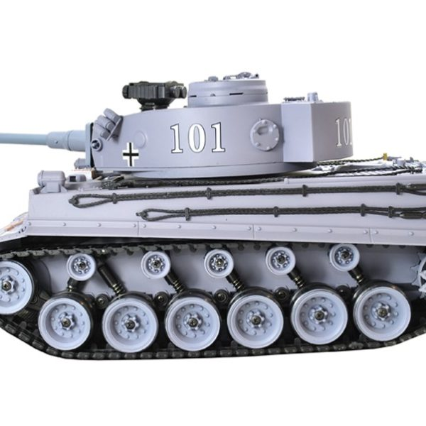 1/20 SCALE AIRSOFT BB GERMAN TIGER RC TANK - NewSunRacing